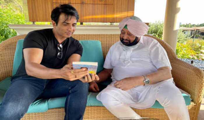 Sonu Sood named Brand ambassador of 'safe COVID vaccine' in Punjab