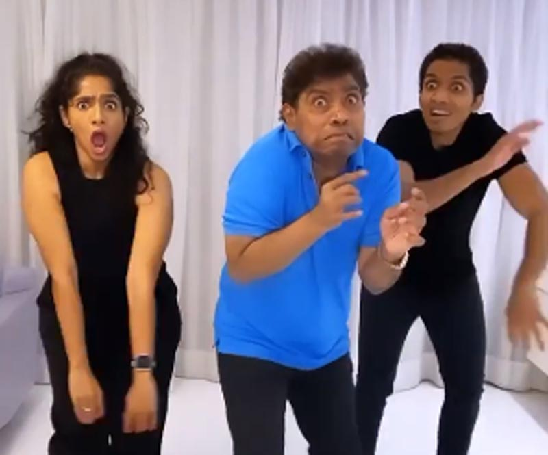 Johny Lever sets Instagram on fire with his 'Don't Touch Me' video