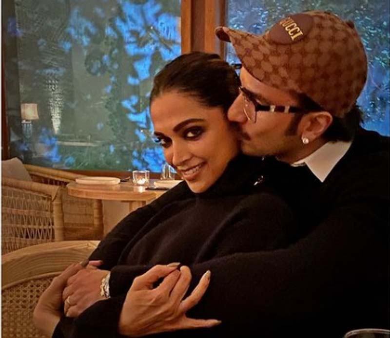 Ranveer Singh shares throwback image of Deepika Padukone on her birthday