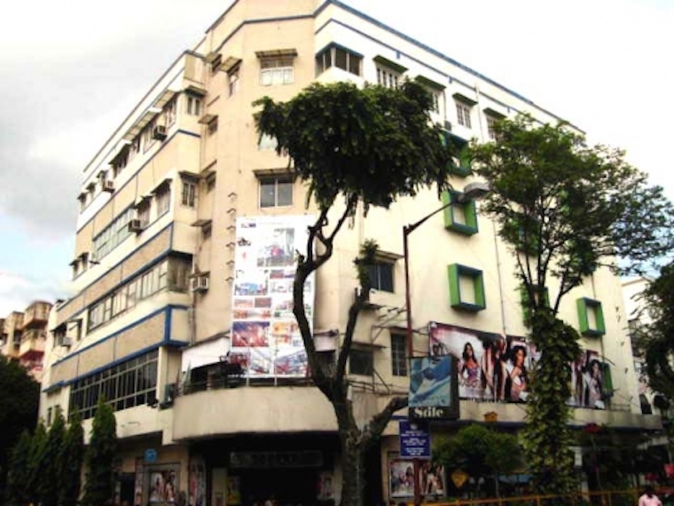 The iconic Priya cinema in Kolkata is now a COVID 19 vaccination centre