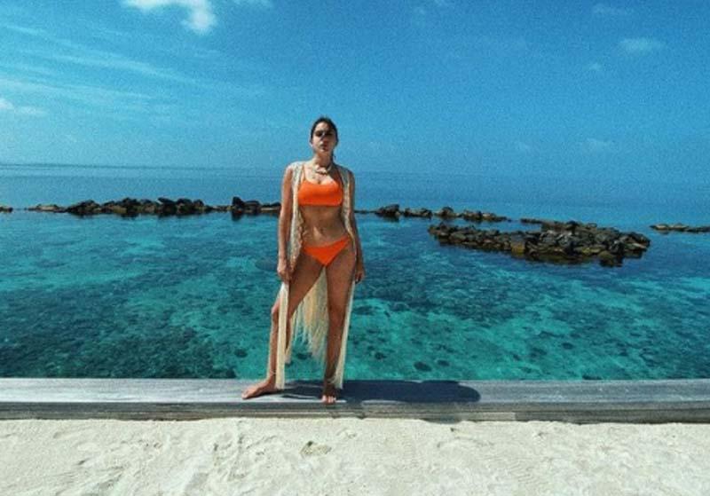 Vitamin C: Sara Ali Khan looks stunning in her latest Instagram images
