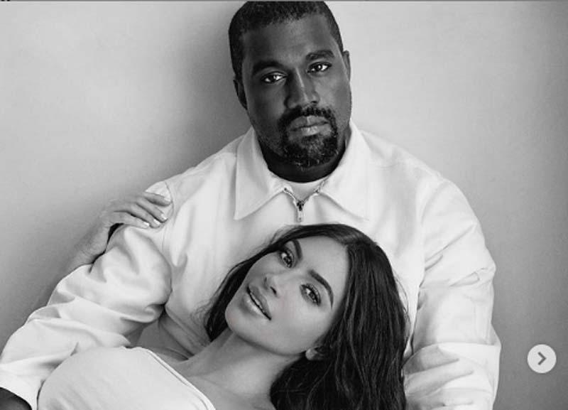 Stars Kim Kardashian and Kanye agree joint custody after divorce
