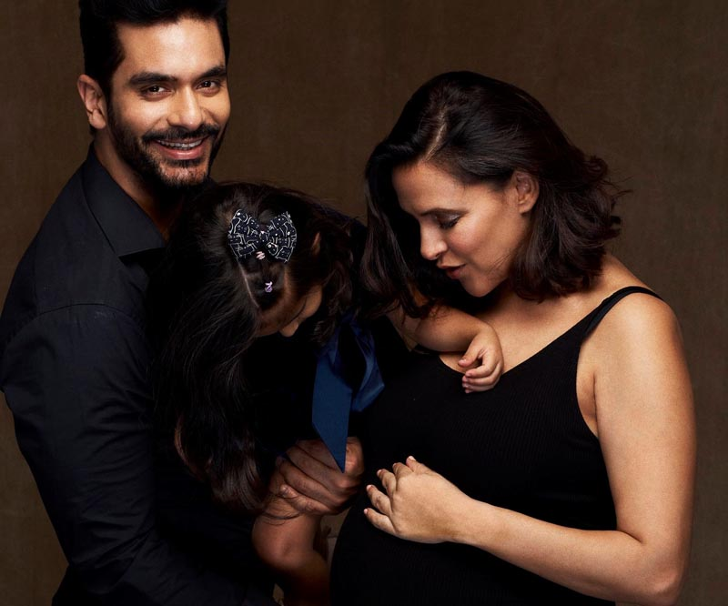 Neha Dhupia, Angad Bedi expect their second child