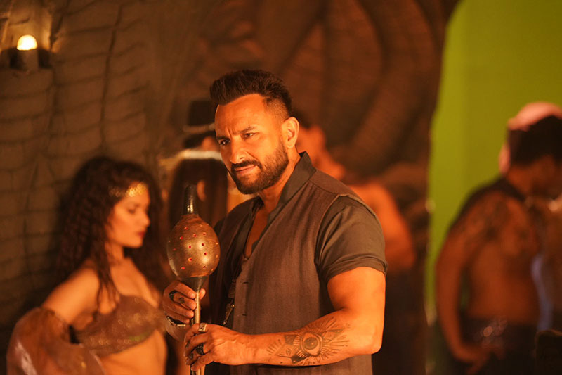 Saif Ali Khan starrer Bhoot Police is a hit with the audience, critics!