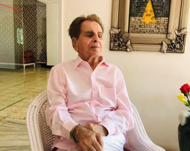 Bollywood actor Dilip Kumar on oxygen support, stable