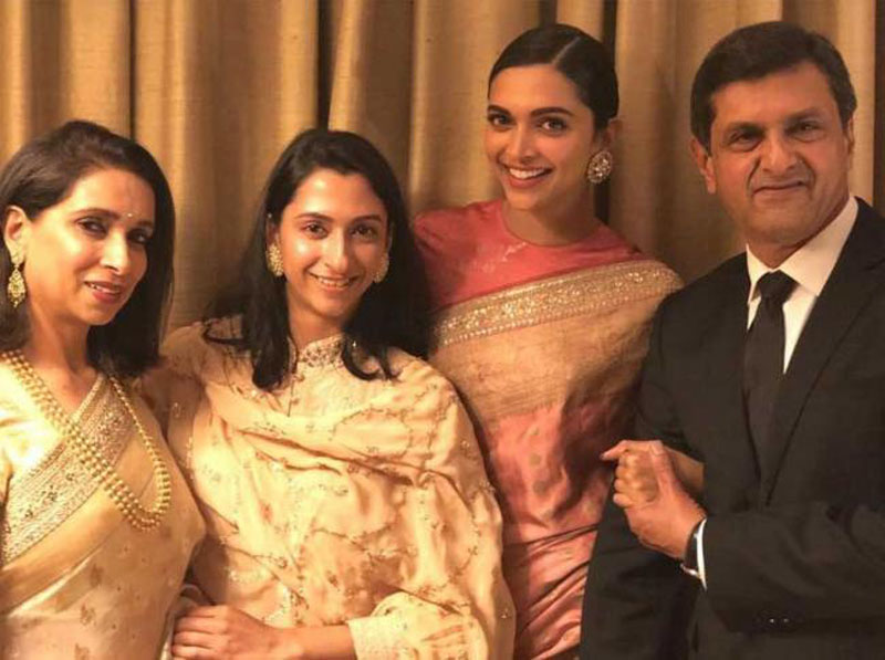 Deepika Padukone's father, mother, sister test Covid-19 positive, Prakash Padukone in hospital