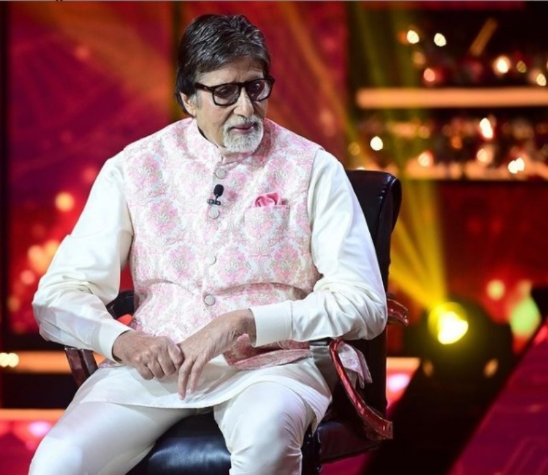 Amitabh Bachchan terminates contract with paan masala brand, says 'wasn't aware it was surrogate ad'