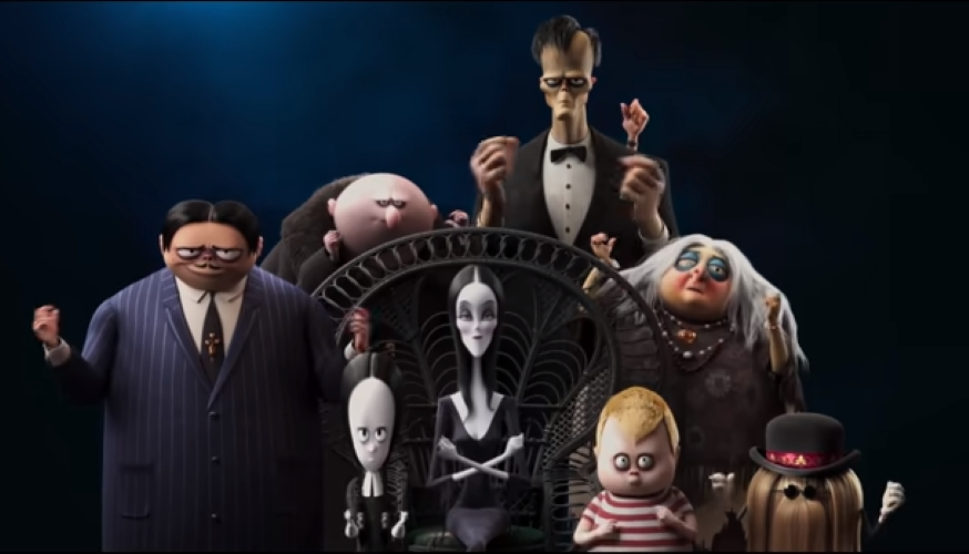 Universal Pictures drops trailer of The Addams Family 2