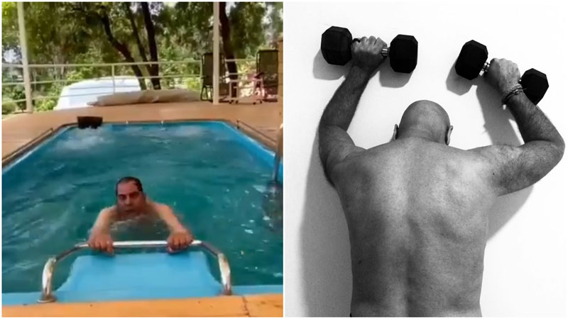 Dharmendra, Anupam Kher give fitness goals, stun fans and followers