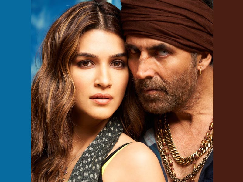 Kriti Sanon wraps up shooting with Akshay Kumar for Bachchan Pandey