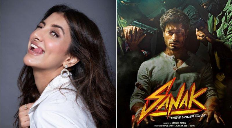 Rukmini Maitra to make Bollywood debut starring opposite Vidyut Jammwal in Sanak
