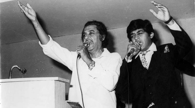 Amit Kumar pays tribute to his legendary father Kishore Kumar through award winning song