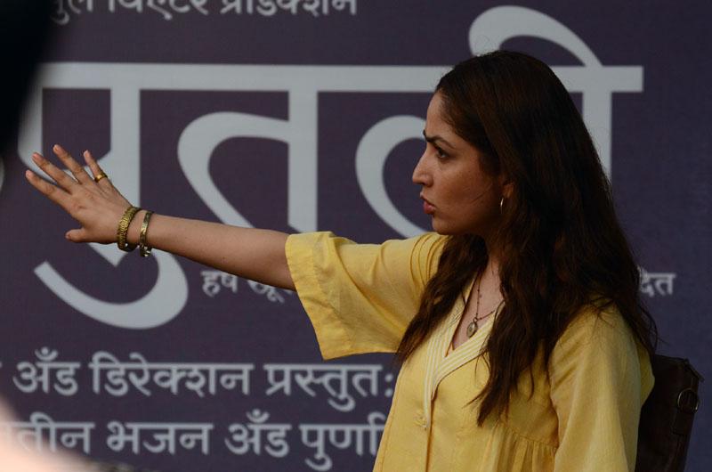 Yami Gautam starts shooting for Aniruddha Roy Chowdhury's Lost in Kolkata