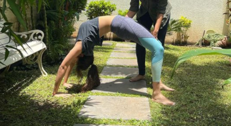 Rhea Chakraborty is healing. Check her Instagram page to know how she is doing it