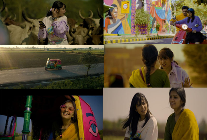 Rishav Ghosh directed Hindi film Dekho But Pyaar Se slated for April OTT release