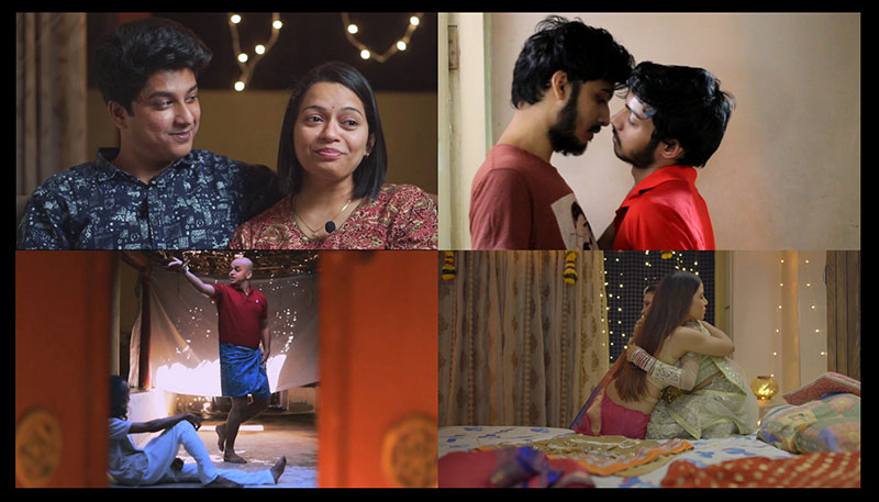 Indian LGBTQ+ short films shine at KASHISH 2021