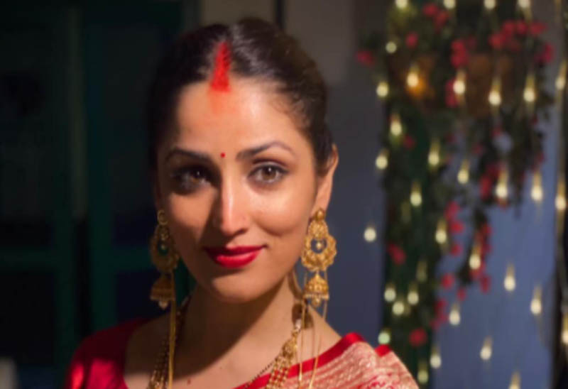 Check out: Yami Gautam looks the perfect Indian 'bahu' in latest Instagram pic