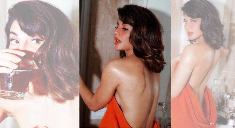 Jacqueline Fernandez raises temperature on social media with bold pictures