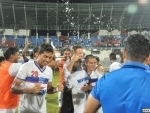 Bengaluru FC are I-League champions