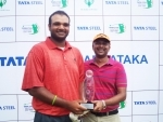 Golf: Udayan Mane seals wire-to-wire victory at Tata Steel