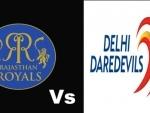 IPL: RR beat Delhi Daredevils