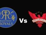 IPL: RR beat Sunrisers Hyderabad