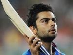 Kohli attains career-best second in T20I batting