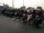 Kolkata witnesses over 300 bikers at IBW Signature Chai & Pakoda Breakfast