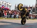 Performing in Kolkata was an amazing feeling: Aras Gibieza
