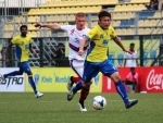 Taisuke's superb late effort lifts Mumbai FC to victory and sixth position