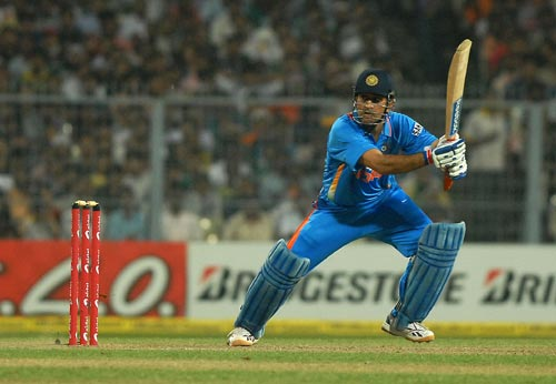 Dhoni completes 11 years since making debut for India