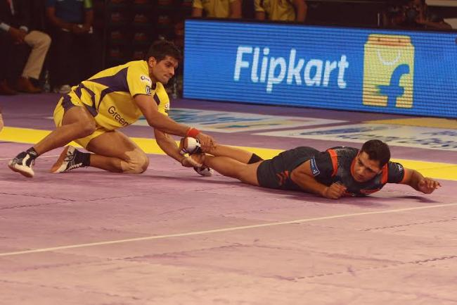 Kabaddi: Titans crush Bengal