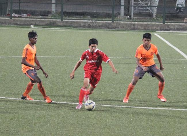 U15 Youth League: Leaders Pune FC log a hard fought 2-0 win over PIFA Colaba