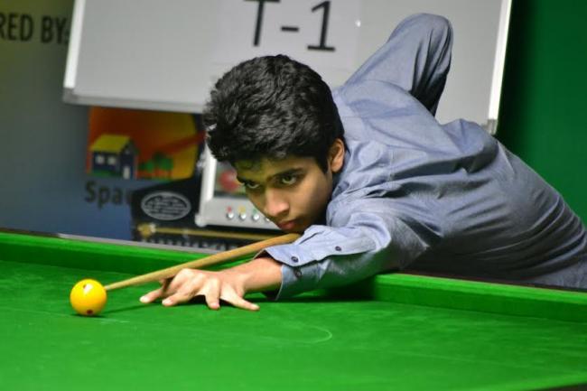 BRC Gloster National Billiards & Snooker Championship 2015 gets off in Kolkata