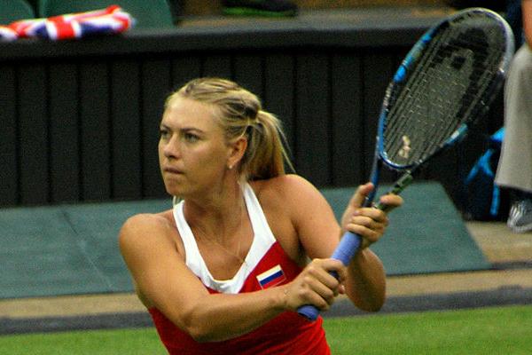 Maria Sharapova named in Russia's Olympics tennis squad