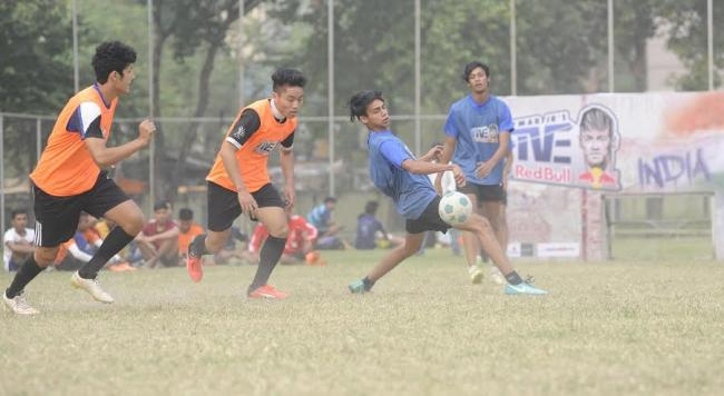69 United won the Kolkata leg of Neymar Jr's Five