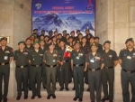 Indian Army Everest expedition flagged off