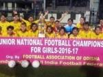 Manipur Overpower Haryana To Win Junior NFC 2016-17