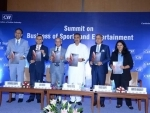 Sports should be considered a serious career choice, says experts at CII Summit