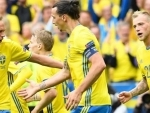 Clark own goal salvages point for Sweden