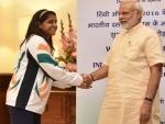 India hails a hero, congratulates Sakshi on Bronze Medal win