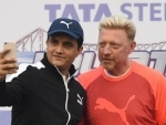 Running is best way to stay fit: Boris Becker in Kolkata