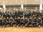 Indian U-19 women's team lands safely in Hanoi