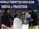 Eden Gardens: Cricket legends felicitated before India- Pakistan match