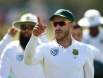 Judicial Commissioner upholds Match Referee's earlier decision as he rejects du Plessis's appeal