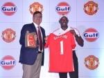 Manchester United ambassador Dwight Yorke visits Kolkata, launches Formula GX