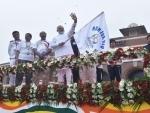 PM Modi flags off 'Run For Rio' in Delhi