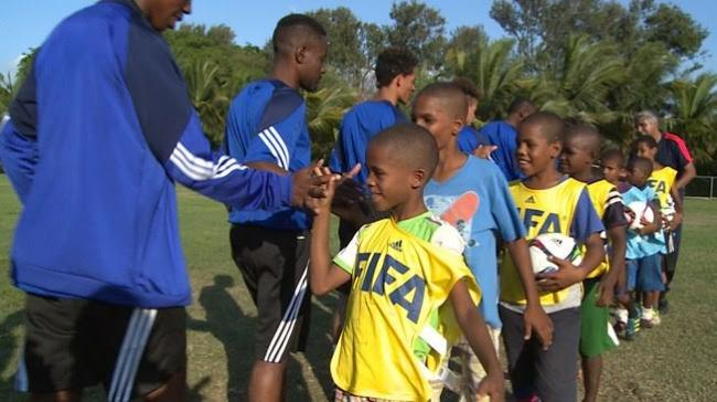 FIFA launches Forward Programme workshops with member associations and confederations