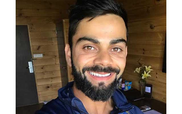 Kohli shoots up to career-high fourth in MRF Tyres ICC Test Player Rankings