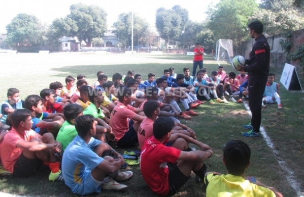Two-day scouting camp for U-17 WC team concludes in capital